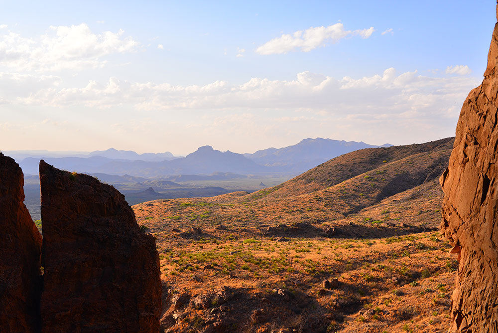 big bend park - texas